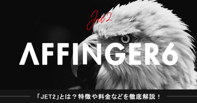アフィンガー6(AFFINGER6)「JET2」とは?特徴や料金などを徹底解説!